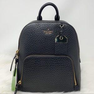 Kate spade Caden Carter Black Backpack Leather bag